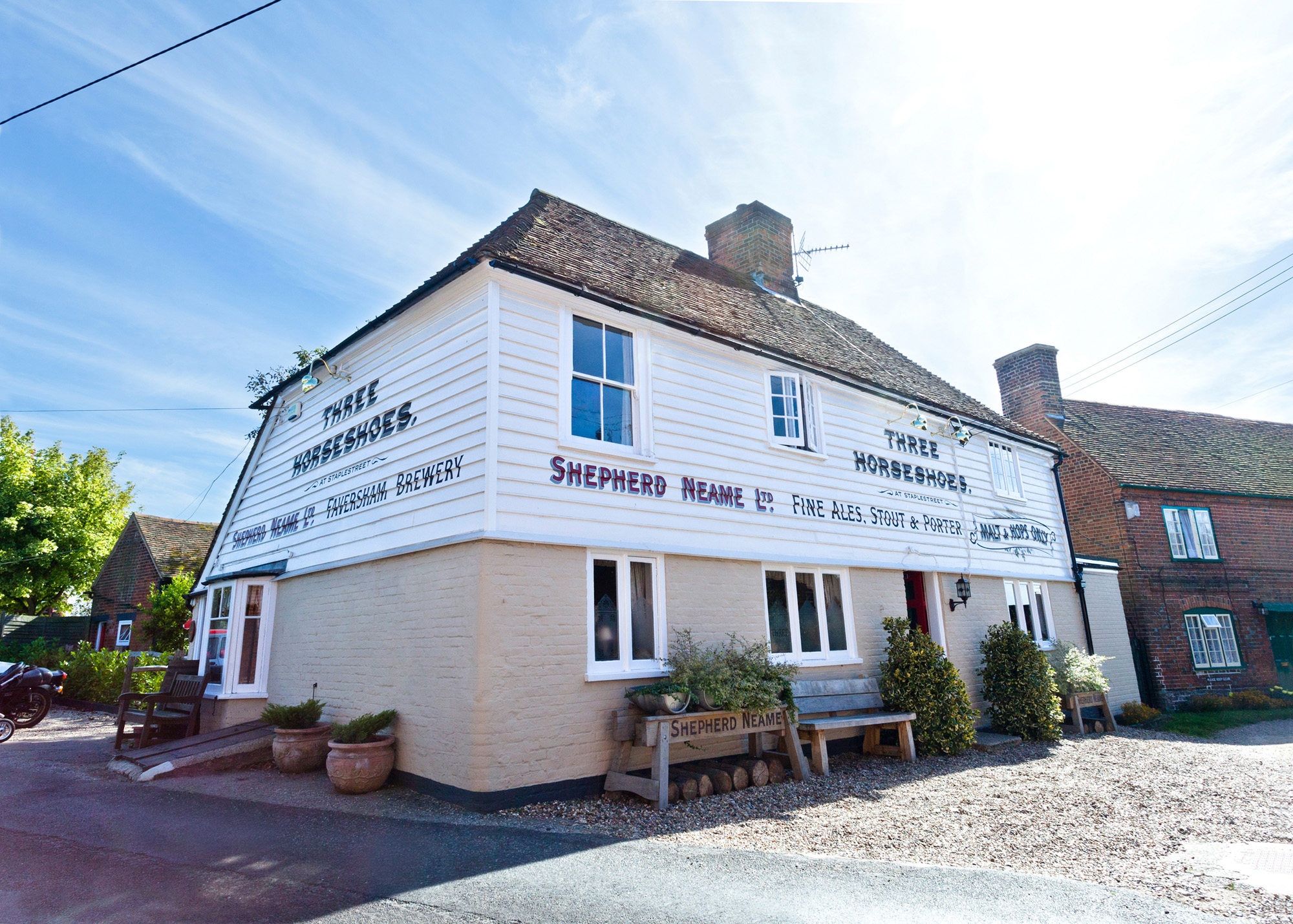 Three Horseshoes Faversham